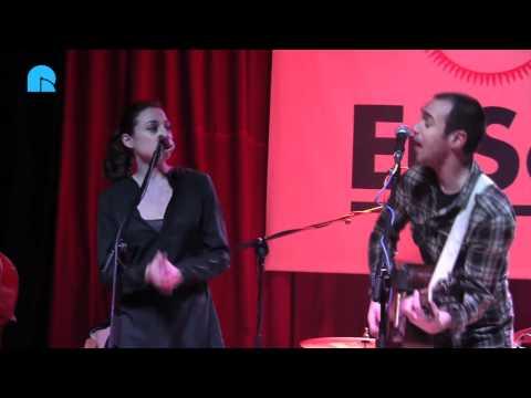 Rockola.fm en... concierto con Toni Brunet feat  Leonor Watling