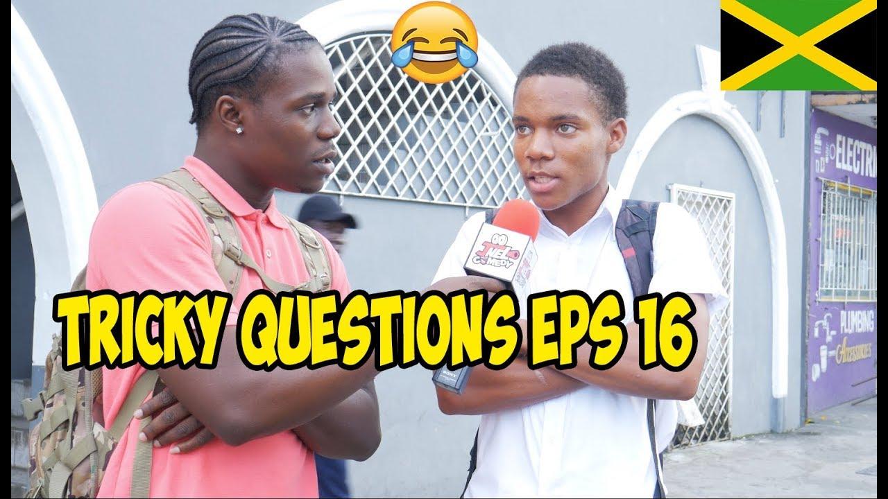 Trick Questions In Jamaica Episode 16 [Portland] @JnelComedy