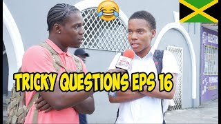 Trick Questions In Jamaica Episode 16 [Portland] @JnelComedy