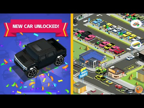 Idle Used Car Dealer - Walkthrough Part 2 Gameplay (iOS - Android)