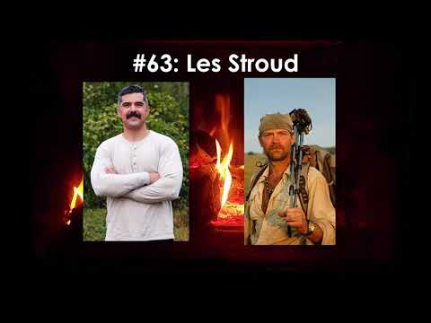 Art of Manliness Podcast #64: Survivorman with Les Stroud | The Art of Manliness