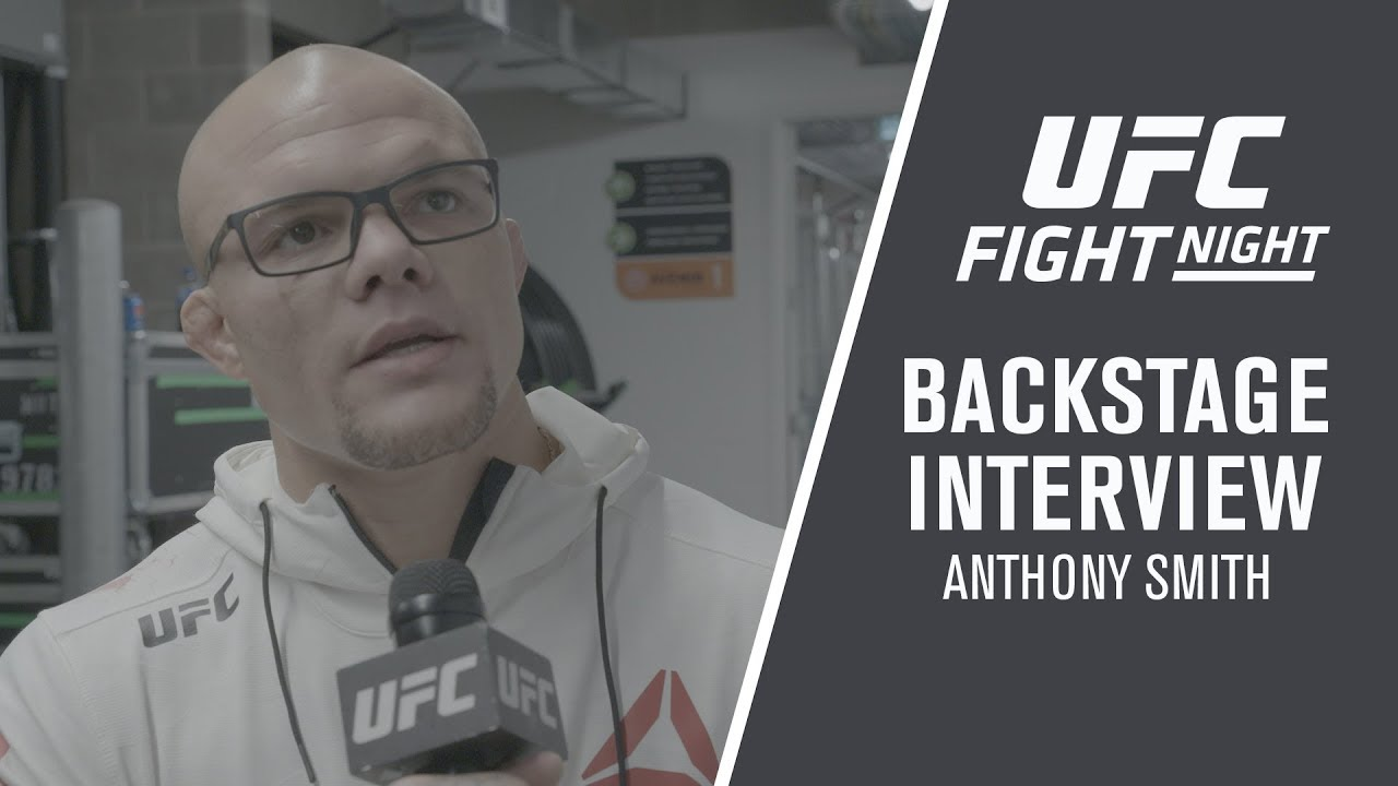 Fight Night Moncton: Anthony Smith -