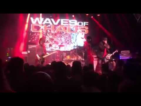 Waves of Chaos LIVE 12/30/17 Canton Hall Dallas TX