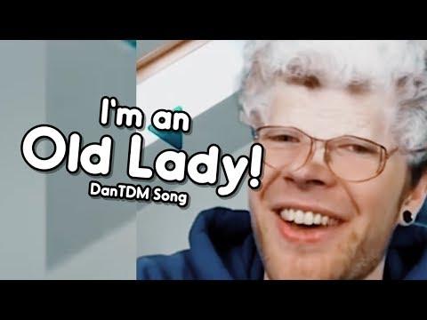IM AN OLD LADY! DanTDM Remix  Song  Endigo
