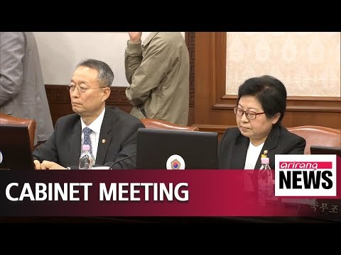 Korean government calls for thorough management of policy risks