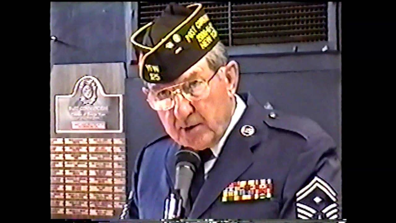 VFW 125 Memorial Day  5-30-02