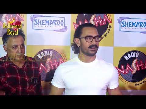 Aamir Khan, Alka Yagnik, Udit Narayan & At Special Screening of 'Qayamat Se Qayamat Tak' Part-2