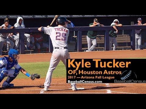 Kyle Tucker Baseball