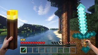 Realistic MINECRAFT - Top 5 Texture Packs