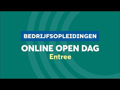 BO Entree Online Open Dag