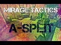 CS:GO TACTICS SERIES:  A-SPLIT TACTIC ON MIRAGE (T-SIDE)