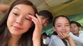 Vlog||Влог|| Как снимался фильм «Каникулы OFF-LINE»||Zarina Nurzhanova