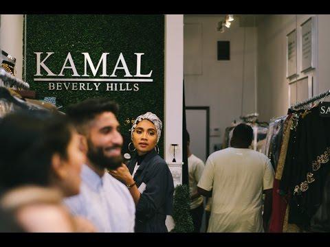 vlog 013 // Kamal Beverly Hills x Lisn Up x Yuna