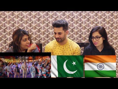 YO YO Honey Singh: Thumka Video | Pagalpanti | Pakistan Reaction