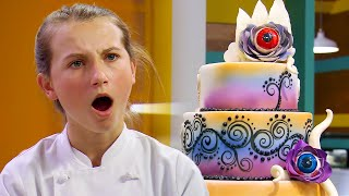 Battle of the CRAZY TALL CAKES! | Universal Kids