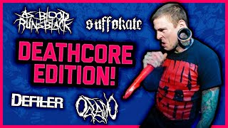 DEATHCORE BANDS THAT SHOULD'VE BEEN BIGGER: Suffokate, Oceano, As Blood Runs Black, Defiler