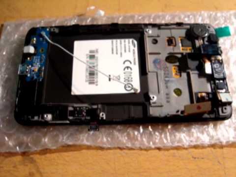 Cambio de pantalla a Samsung Galaxy s2 (sirve tambien para galaxy r i9103)