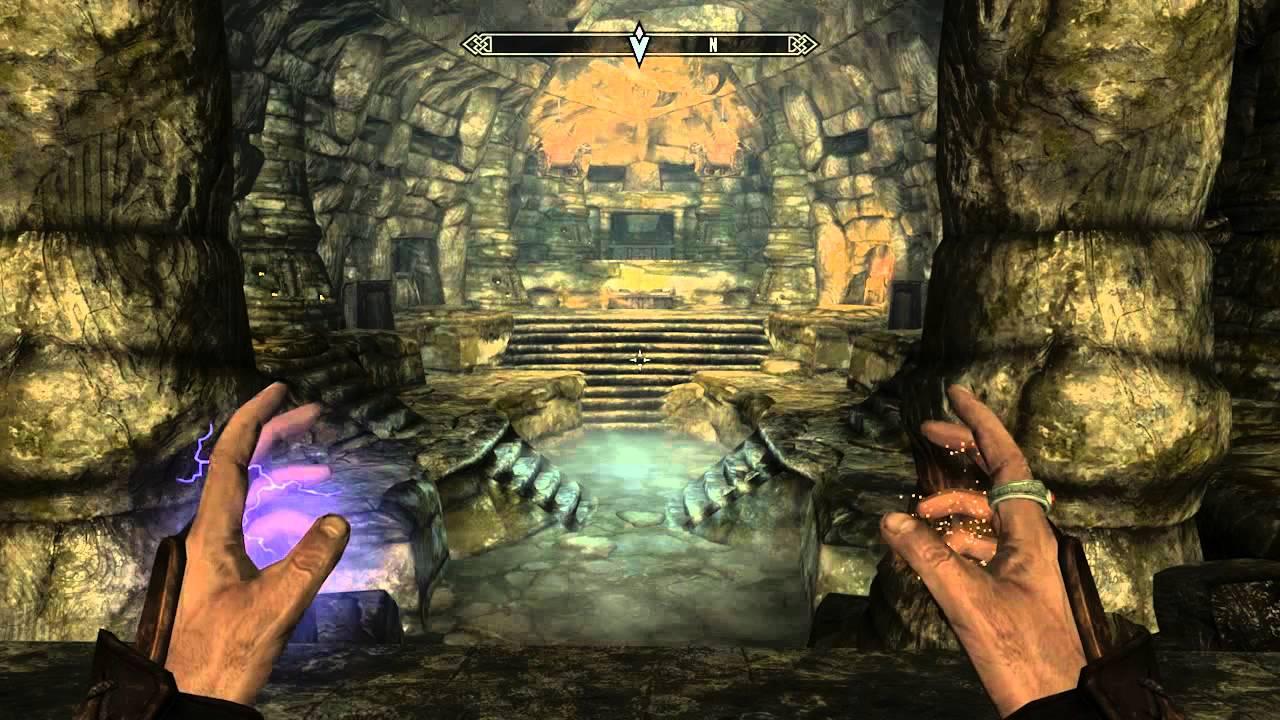 TESV: Skyrim: Forbidden Legend Part 8 - YouTube