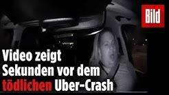 Dashcam-Aufnahmen: Die Sekunden vor dem tödlichen Uber-Crash