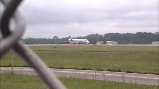 Planespotting at Dayton International Airport (KDAY) July 5, 2013