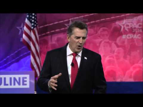 CPAC 2016 - President of The Heritage Foundation and former Senator, Jim DeMint