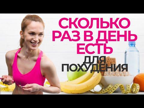 Сколько раз в день нужно есть для похудения? Мифы о разгоне метаболизма