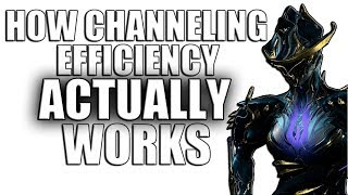 Warframe Academia - Ability Channeling Efficiency