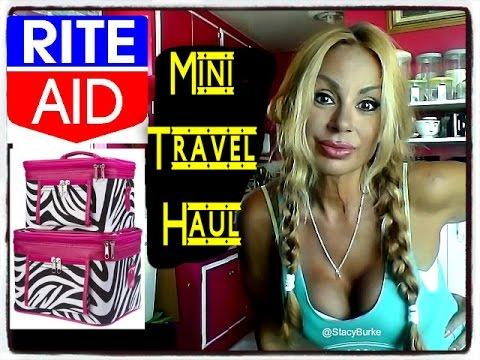 Mini Travel Right Aid Haul