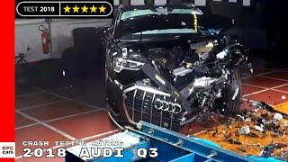 2018 Audi Q3 Crash test & Rating
