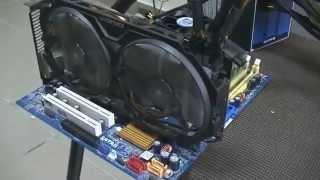 Небольшой ремонт видеокарты.(, 2014-12-12T08:20:33.000Z)