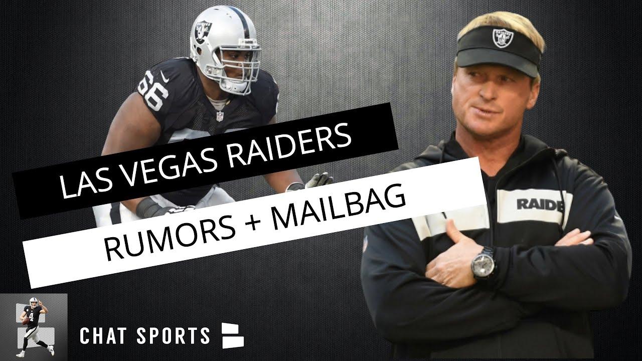 Raiders Rumors: John Simpson Starting? Questions On Trades, Jamal Adams, Zay Jones, Henry Ruggs 2020