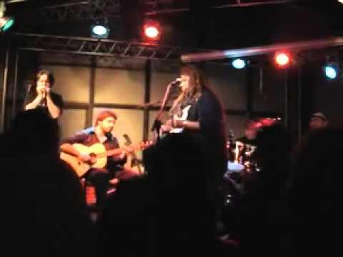 Andrea Dawson  Blues Diva in Chile tour