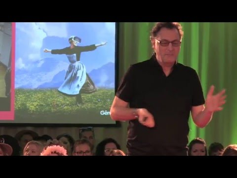 Gerd Leonhard: The future of content, technology, society and humanity at PING Helsinki 13.5.2016