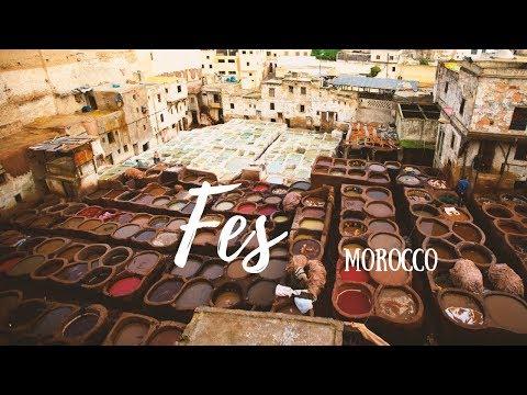 Fez Morocco Vlog