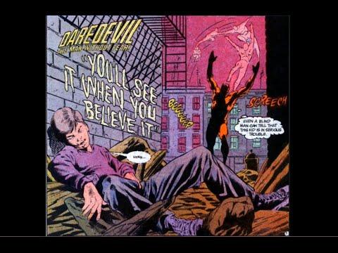 "Daredevil: Marvel Comics Presents # 05 - ""You"