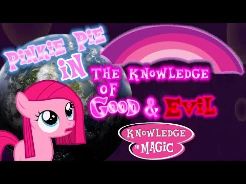 Pinkie Pie In The Knowledge Of Good And Evil