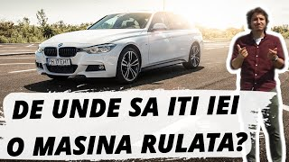 2015 BMW 320d xDrive (second-hand) | eblogAUTO used car review