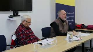 Building knowledge societies to achieve the SDGs | Dr Tandon and Prof Hall, 26 April 2018