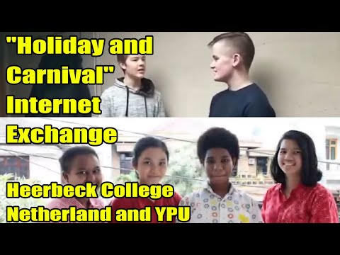 """Holidays and Carnivals"" 