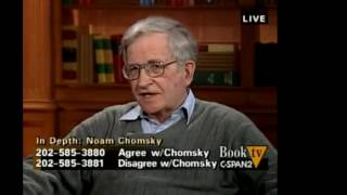 Is Chomsky a gatekeeper for 9/11?
