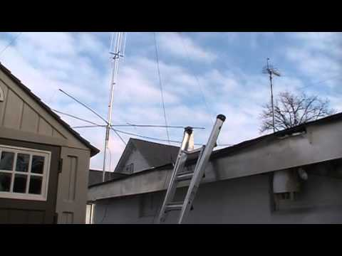Authoritative Gap amateur antenna