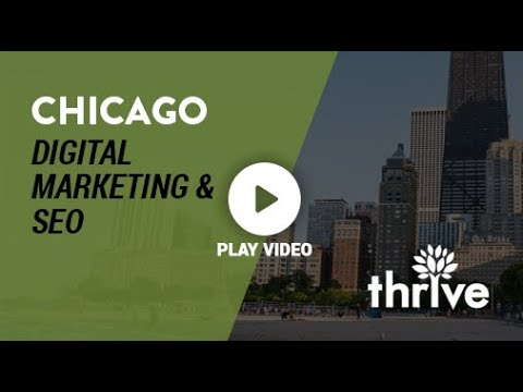 Thrive Named 2018 Chicago Top Digital Marketing Agency by Clutch