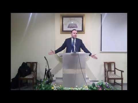 Predicazione del pastore Giovanni Di Crasto, 22/03/2019.