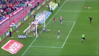 Video Gol Pertandingan Granada vs Sevilla