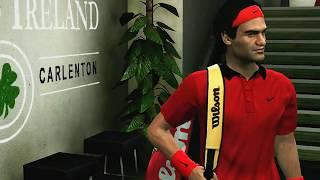 Wimbledon 2017 final -Top Spin 4 (Expert-5 set match)