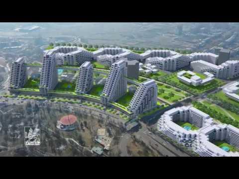 Ներկայացվել է Հալաբյանին հարակից բնակելի համալիրի կառուցման առաջարկը