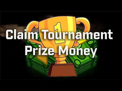 How To Claim Prize Money In Fortnite (GET PAID BY EPIC GAMES)