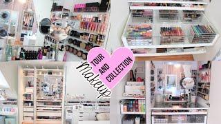 Makeup Collection, Tips & Tour 2015