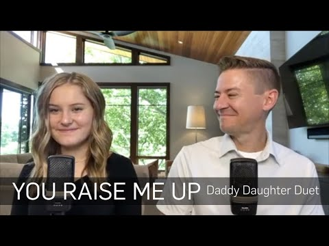You Raise Me Up - Mat and Savanna Shaw - Josh Groban Cover - Daddy Daughter Duet