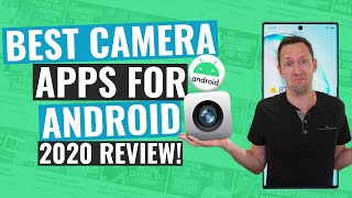 Best Camera App for Android (2020 Review!)